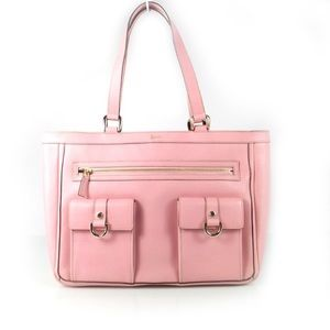 Gucci pink leather tote! Limited edition!